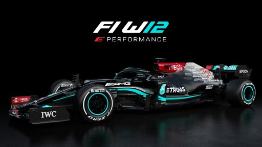 Mercedes W12 F1 2021