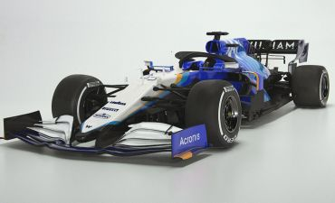 Williams FW43B 2021