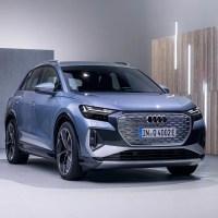 Audi Q4 e-tron 2022 - Le plus petit membre de la famille tout électrique