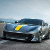 Ferrari 812 édition spéciale 2021 - Le summum de l'innovation automobile