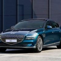 Genesis Electrified G80 2022 - Son premier modèle entièrement électrique