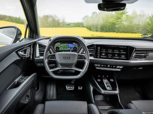 Audi Q4 Sportback e-tron 2022