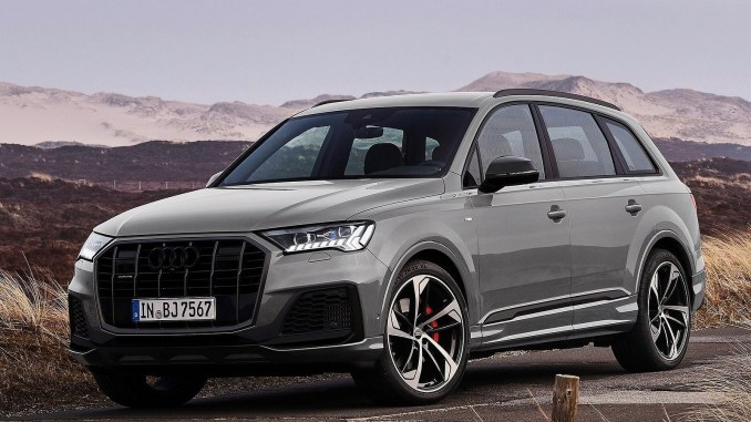 Audi Q7 Competition Plus 2022