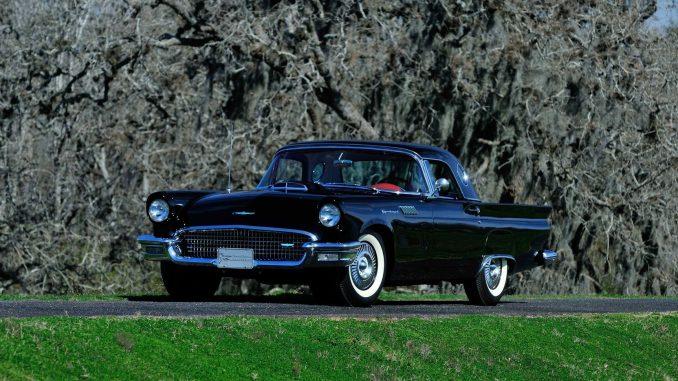 Ford Thunderbird F Code 1957
