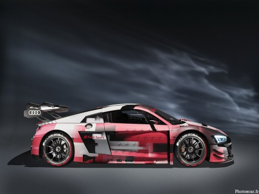 Audi R8 LMS GT3 2021