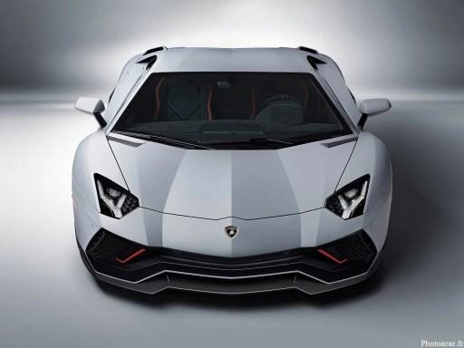 Lamborghini Aventador LP780-4 Ultimae 2022