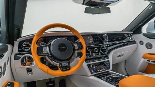 Mansory Rolls Royce Ghost 2021