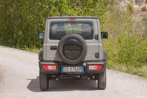 Suzuki Jimny Pro 4WD AllGrip 2021