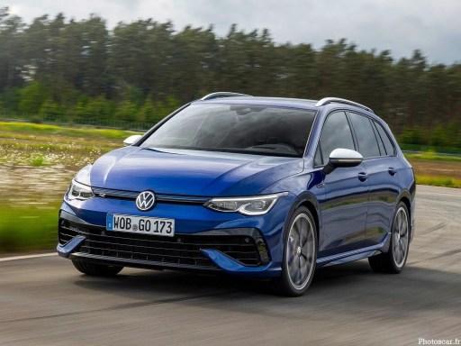 Volkswagen Golf R Estate 2022
