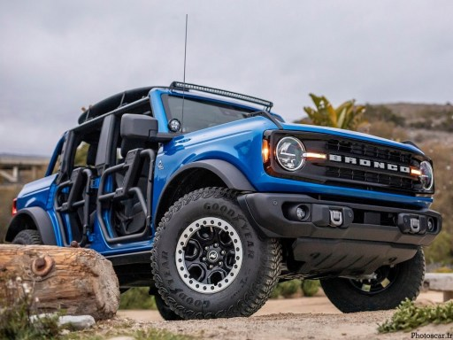 Ford Bronco Riptide Concept 2021