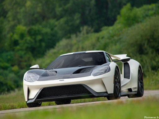 Ford GT Heritage Edition 2022