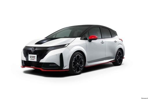 Nissan Note Aura NISMO 2021