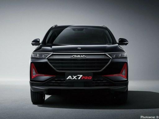 Dongfeng Fengxing AX7 2021