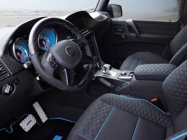 2016 Mansory Mercedes G 500 4x4 W463