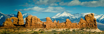 The Windows, Arches National Park, Utah, US (Roddy Scheer)