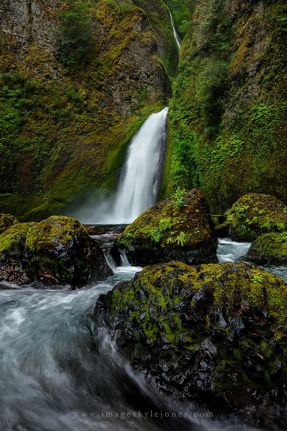 Columbia Gorge National Scenic Area, Oregon (Kyle Jones)