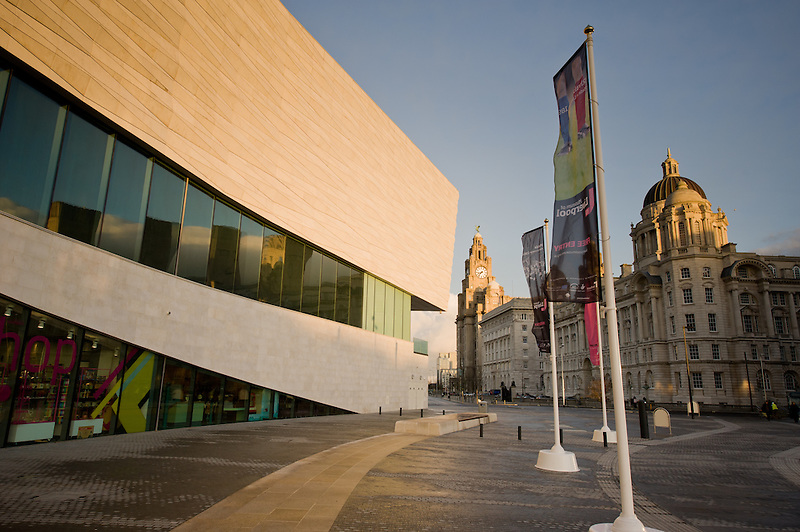 The Museum of Liverpool opened the first floor and final galleries on 2nd Dec. (Pete Carr)