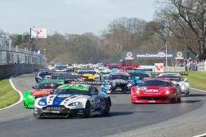 #007 Andrew Howard/Jonny Adam – Beechdean AMR, Aston Martin Vantage GT3