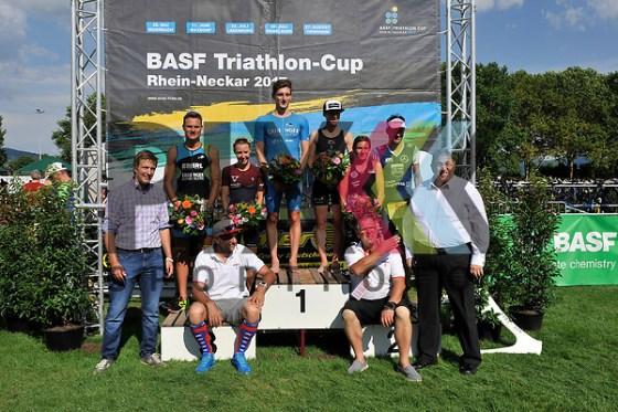 Impressionen vom Ladenburg Triathlon, BASF Triathlon Cup 2017. Foto © PIX-Sportfotos *** Foto ist honorarpflichtig! *** Auf Anfrage in hoeherer Qualitaet/Aufloesung. Belegexemplar erbeten. Veroeffentlichung ausschliesslich fuer journalistisch-publizistische Zwecke. For editorial use only. (PIX-Sportfotos/Michael Ruffler)