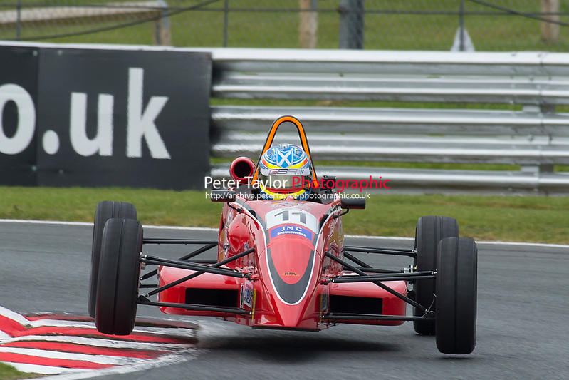 Ross Martin –  Ray RGS17 – BRSCC Britcover National FF1600 Championship