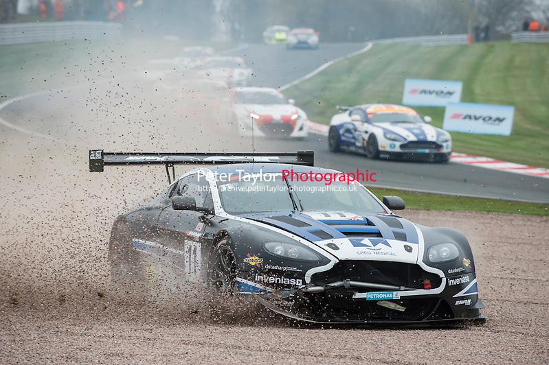 #11 Mark Farmer/Jon Barnes – 22GT Racing, Aston Martin Vantage GT3