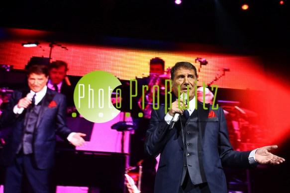 Mannheim. 12.11.14 SAP Arena. Konzert Udo Jürgens Bild: Markus Proßwitz 12NOV14 / masterpress (Markus Prosswitz / masterpress)