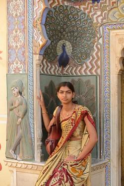 City Palace, city of Jaipur,Rajasthan, India (Christian Heeb)