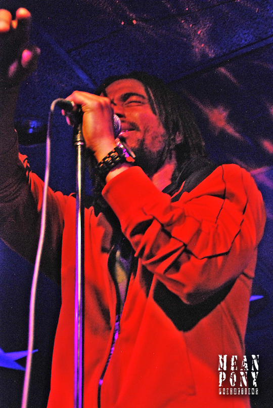 "Dangl of ""The Wailers"" @ House of Blues Foundation Room, Park City, Utah 01.27.11 (Steven Wittenberg)"
