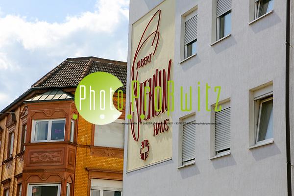 Neckarau. Monikaheim im Albert Stehlin Haus der Caritas, Feature im Albert Stehlin Haus