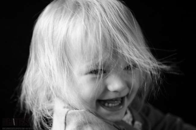 toddler portrait By family photographer Mike Gatiss