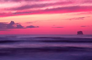 Rialto Beach Sunset, Olympic National Park, Washington, US (Roddy Scheer)
