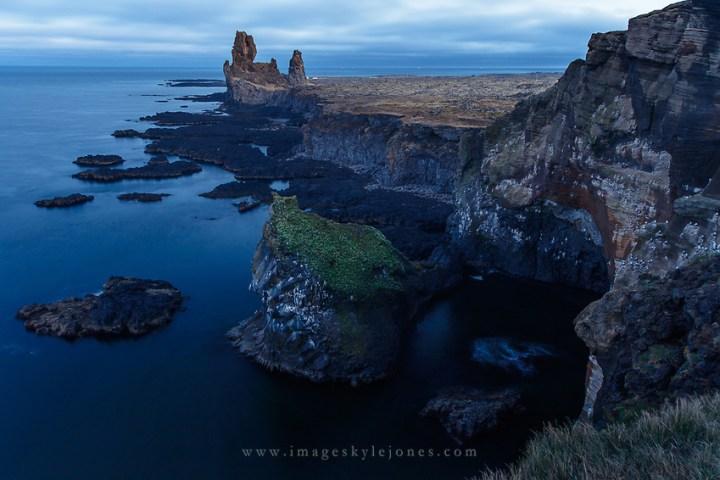 Londrangar, Iceland (Kyle Jones)