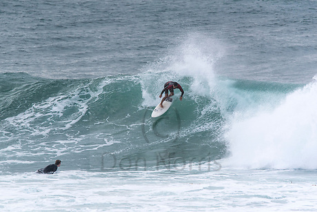 Dee Why Point surfing (Don Norris)