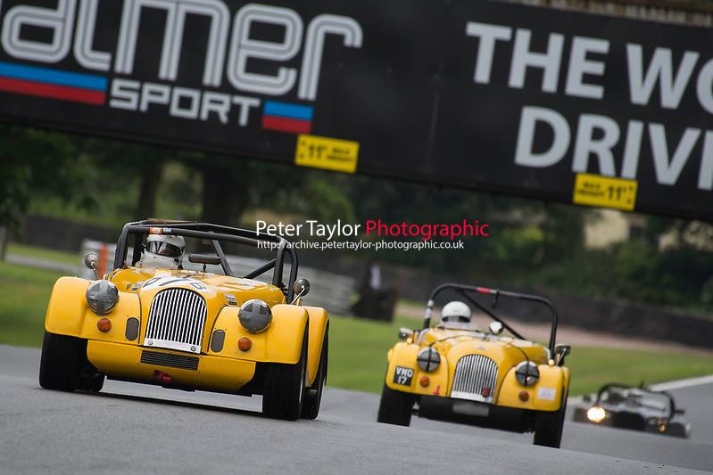 Dominic House – Morgan Roadster – AR Motorsport Morgan Challenge