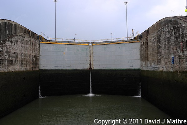 Panama Canal Lock. Image Taken with a Leica X1 (ISO 100, 24 mm) (David J Mathre)