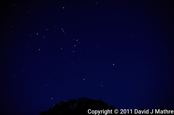 Night Sky in Patagonia. Hosteria El Pilar, El Chalten, Argentina. Image taken with a Nikon D3s and 50 mm f/1.4G (ISO 12800, 50 mm, f/2, 1/15 sec) (David J Mathre)