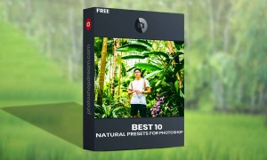Best 10 Natural Presets For Photoshop Free Download