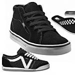 Sneakers cepillos