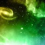 Nebulosas y galaxias cepillos