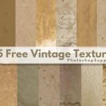Vintage Paper Texture Free