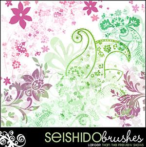 Free High Res Photoshop Brush Set From Janita - Plus Hi-Res Brush CD