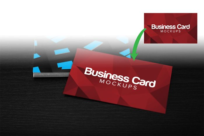 Free download 3 business card psd mockups photoshop tutorials reheart Images