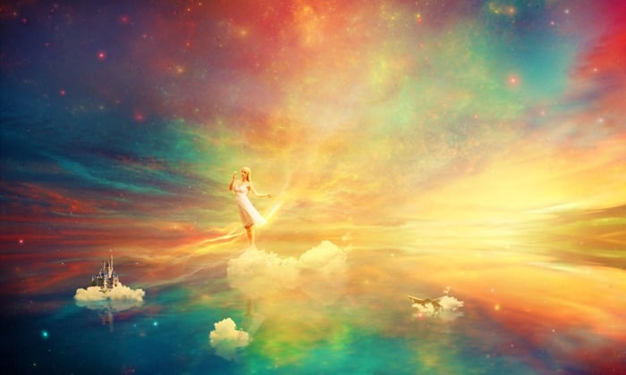 """Create a Wonderfully Colorful and Everlasting Dream"""" Fantasy Manipulation"""