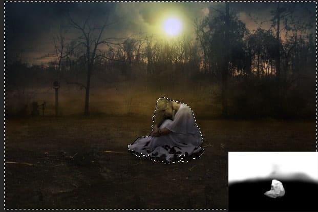 Paint The Moon Luminosity Photoshop Actions Free 41