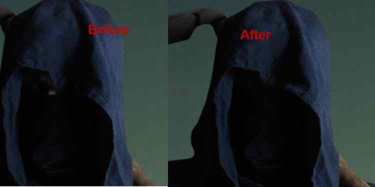 How to Create an Awesome Fiery Grim Reaper by Combining