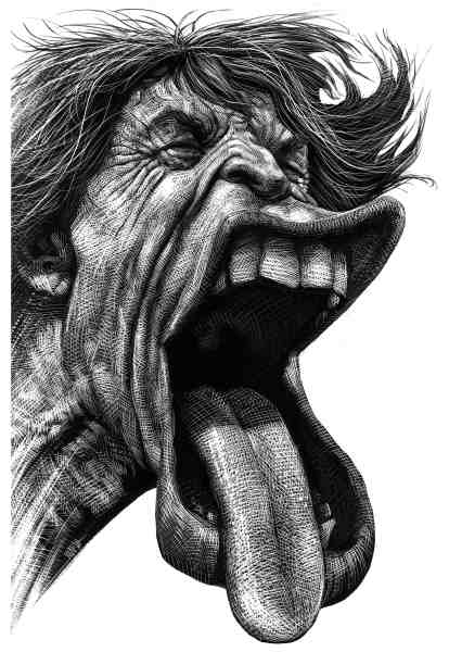 M - Mick Jagger copia