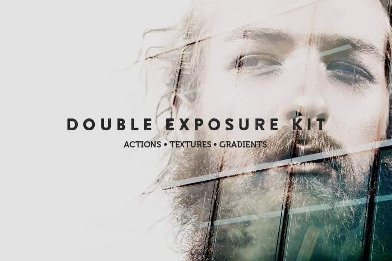 Double Exposure Kit by SparkleStock