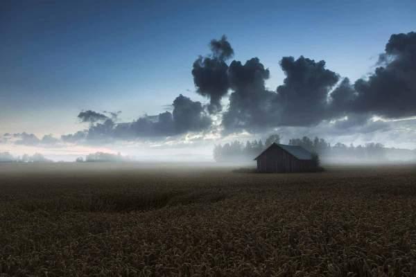 Same old barn
