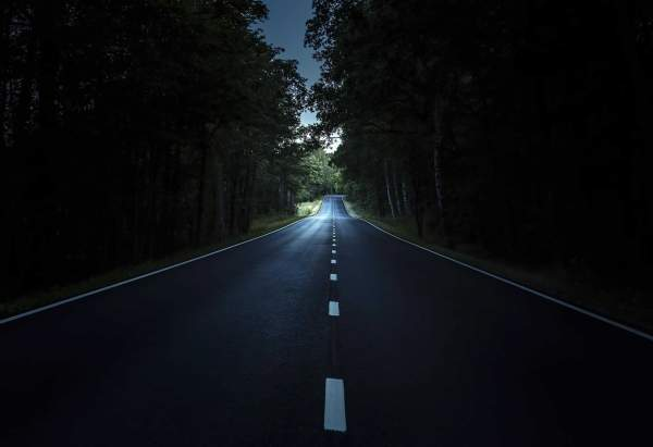 Turn right!