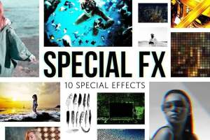 Special FX Photoshop Actions